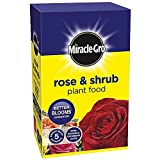 Miracle-Gro Rose and Shrub Fast Acting Granules Plant Food Carton, 3 kg