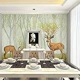 Yosot 3D Wandbild Geprägte Tier Foto Tapeten Für Kinder Schlafzimmer Wohnzimmer Tv Hintergrund Wall Art Dekor Minion Tapeten 400 Cmx 280 Cm