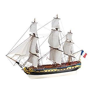 Holzmodell Schiff Hermione Lafayette 1/89