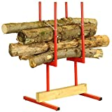 Forest Master Bench log stand 2 - Multi Sagebock 2 (BLS2), orange, BLS2