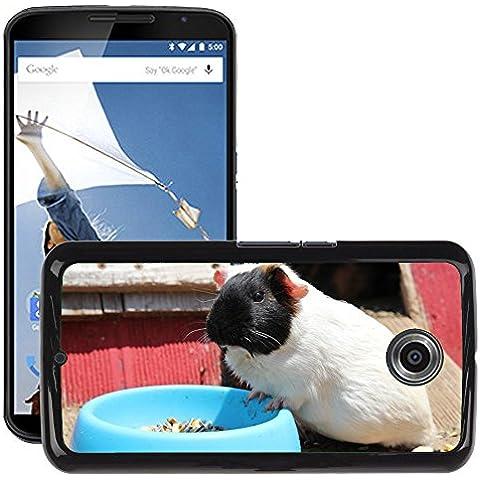GoGoMobile stile PC Custodia Cover rigida a caldo // M00117703 cavie topo criceto topo // LG Google Nexus 6