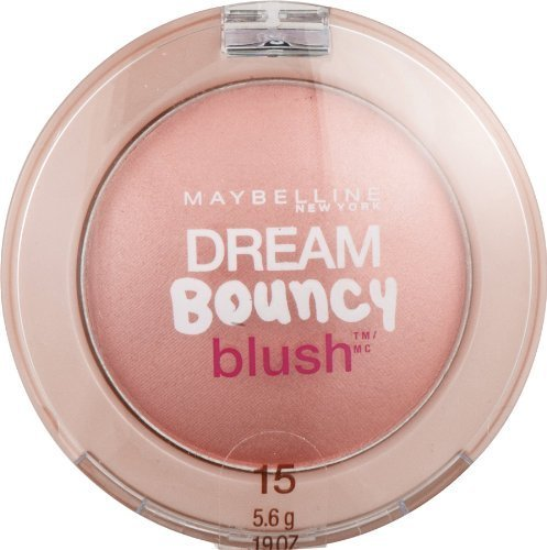 Bouncy Dream Blush (Maybelline Dream Bouncy Blush 15 Rose Petal by Maybelline)