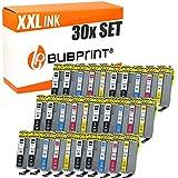 30 Bubprint Druckerpatronen kompatibel für HP 364XL für DeskJet D5460 PhotoSmart 7510 7520 e-All-in-One B8550 C5324 C5380 C6324 C6380 Premium C309g C310a C410 C410b Fax C309a