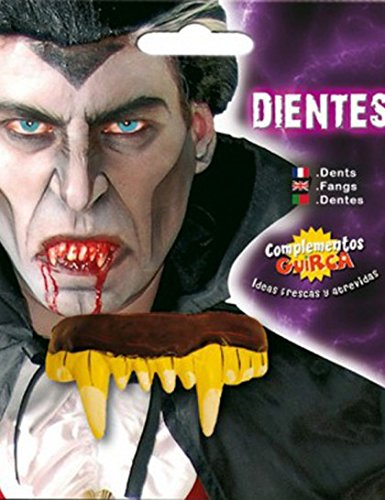 Dentier de loup garou - Loup Halloween Garou