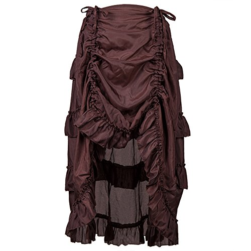 Victorian Dress Folk Dance Performance Cosplay Party Rock (Pirate Rock)