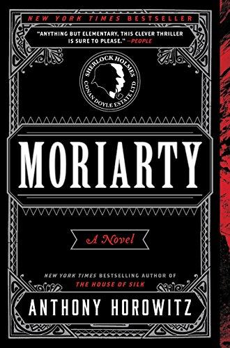 Moriarty por Anthony Horowitz
