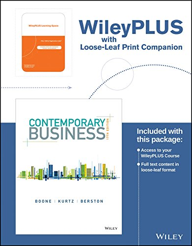 Free Download Contemporary Business Book Review Pdf Isbn
