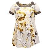 8713R Vestito Bimba Twin-Set Simona BARBIERI Abito Multicolor Dress Kid [ 2 Years]