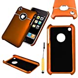 ebestStar - Compatible Coque iPhone 3 3GS Apple Etui Housse Plastique Rigide...