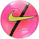 Nike MERCURIAL FADE - Ball Unisex, Rosa (pink blast/total crimson/volt), 5