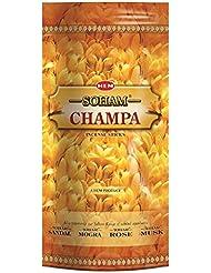Hem Soham Champa Standy Pouch - 150 g