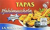Produkt-Bild: La Miranda  Pfahlmuscheln in pikanter Sauce, 12er Pack (12 x 115g)