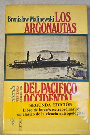 Los Argonautas Del Pacífico Occidental