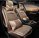 J.SC Autokissen-Soft Car Seat Kissen, Komfortkissen, geeignet für Home Office Travel General Motors Cushion,5