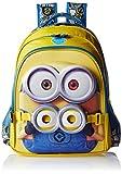 Minion Polyester Multi-Colour School Bag (Age group :6-8 yrs)