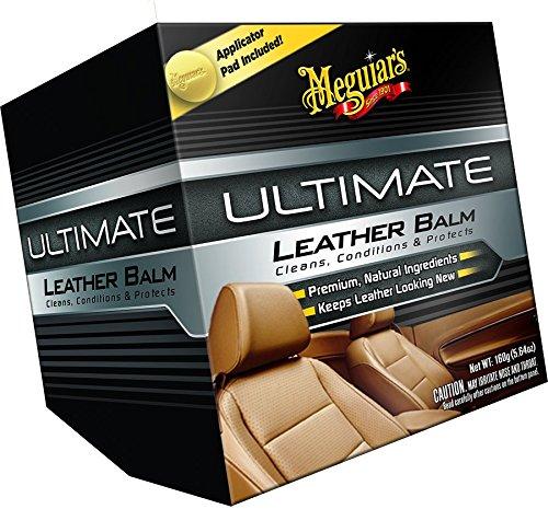 Meguiar\'s G18905EU Ultimate Leather Balm Lederpflege