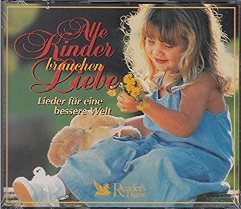 Alle Kinder brauchen Liebe - Lieder für eine bessere Welt (5 CD Box Set) (Katja Ebstein Lieder)