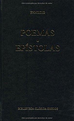 Poemas. Epístolas / Poems. Epistles por MAGNO FELIX ENNODIO