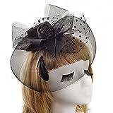 Styledresser-Cappelli Sconto Cocktail Tea Party Derby Headwear Hat Donne  Cerimonia Piuma Partito Matrimonio Cappello e5b92ed7c4d3