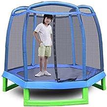 Kinder Trampolin Mit Netz Kinderklein Rebouonder Trampolin Inddor Garden Jumping
