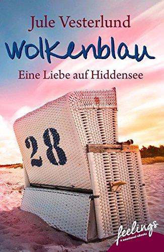 Buchseite und Rezensionen zu 'Wolkenblau' von Jule Vesterlund
