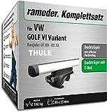 Rameder Komplettsatz, Dachträger ProBar für VW Golf VI Variant (115507-08442-223)