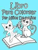 Libro Para Colorear Per Niños De 3 Años
