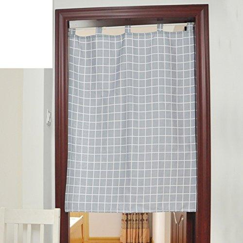 Badezimmer-jalousien-wand-schränke (XAIOJIBA Simple,Japanese-Style,Vorhang/Stoff Vorhang/Schlafzimmer Half Vorhang/h?ngende Vorh?nge/feng Shui Wand Vorhang/Badezimmer Schrank Vorhang/?ffnen Sie Den Vorgang Vorhang-e 85x120cm(33x47inch))
