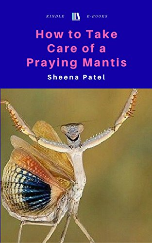 How to Take Care of a Praying Mantis (English Edition)