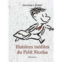 Histoires inédites du petit Nicolas (Rene Goscinny)