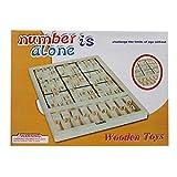 #7: Wooden Sudoku Board Game - (1TNG101)