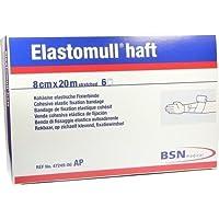 ELASTOMULL haft 8 cmx20 m Fixierbinde 6 St Binden preisvergleich bei billige-tabletten.eu
