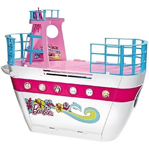 Barbie X3209 - Supercrucero (Mattel)