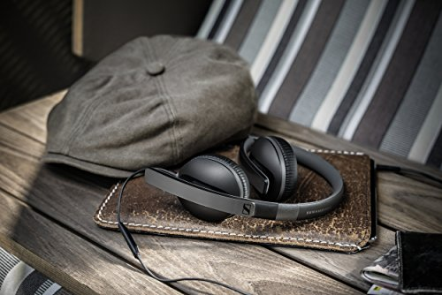 Sennheiser 506717 HD2.30i On-Ear-Kopfhörer (mit geschlossener Bauweise, geeignet für Apple iOS) schwarz - 4