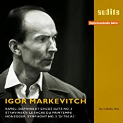 Daphnis et Chlo� - Suite for Orchestra No. 2: Lever du jour. Lent