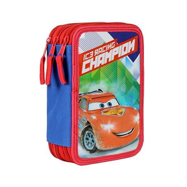 Plumier Cars Disney Champion
