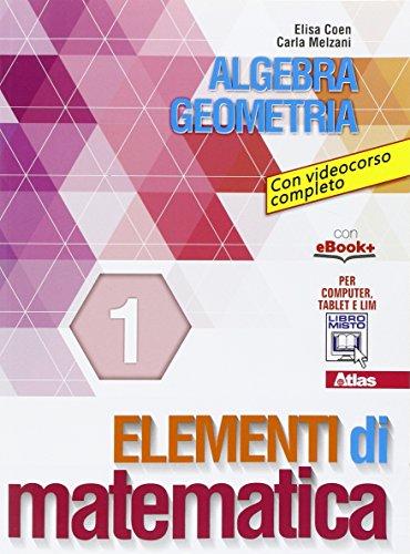 Elementi di matematica 1. Con e-book. Con espansione online. Per gli Ist. tecnici e professionali