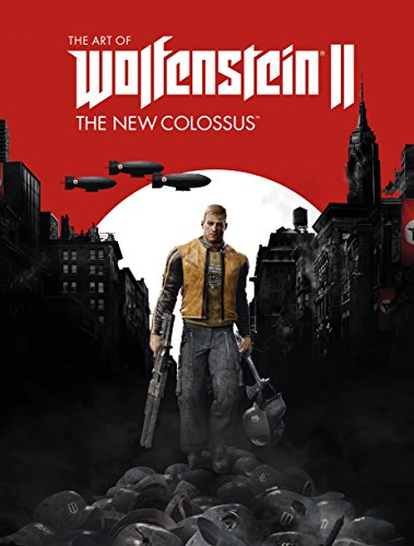 The Art Of Wolfenstein Ii: The New Colossus por MachineGames