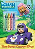 The Great Crayon Race (Bubble Guppies) (Color Plus Chunky Crayons)