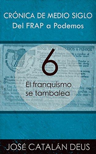 El franquismo se tambalea (Del FRAP a Podemos. Crónica de medio siglo nº 6)
