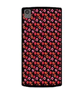 ifasho Designer Phone Back Case Cover OnePlus X :: One Plus X ( DJ Musical Guitar Instrument Design Pattern )