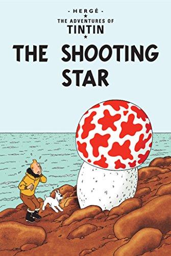 The Shooting Star (The Adventures of Tintin) por Hergé
