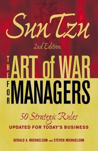 Sun Tzu: The Art of War for Managers: 50 Strategic Rules Updated for Today's Business