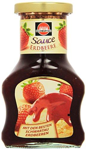 Schwartau Dessert Sauce Erdbeere, 250 g