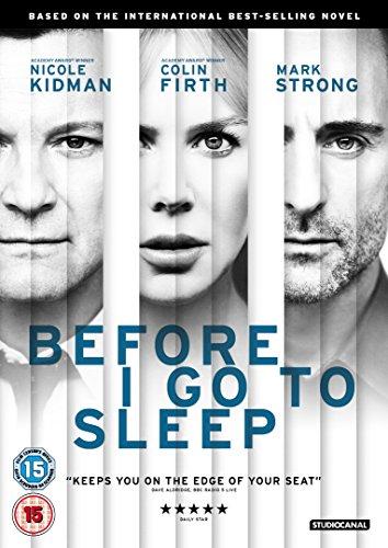 Before I Go To Sleep [DVD]