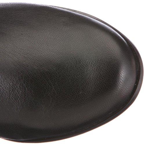 Clarks 20348.55 Lixton Bombay, Damen Stiefel Schwarz (Black Leather)