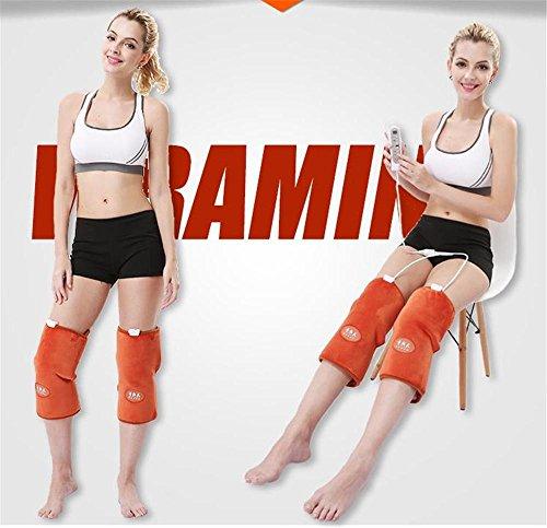 Meersalz Heiße Komprimieren Elektrische Heizung Knieschützer, Bein Warme Knie Physiotherapie Instrument