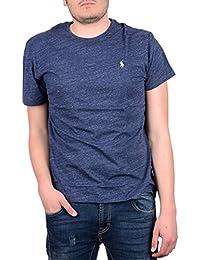 T-shirt Ralph Lauren coupe classique - Gentian Blue