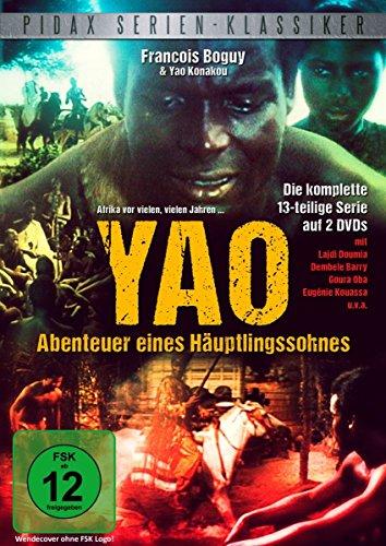 Abenteuer eines Häuptlingssohnes: Die komplette Serie (2 DVDs)