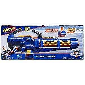 Nerf Elite Titan CS 50 (Hasbro E2865EU5), Multicolor